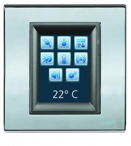 Bticino Light Tech Touchscreen
